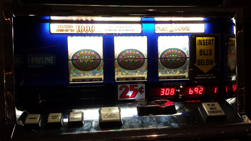 online slots win