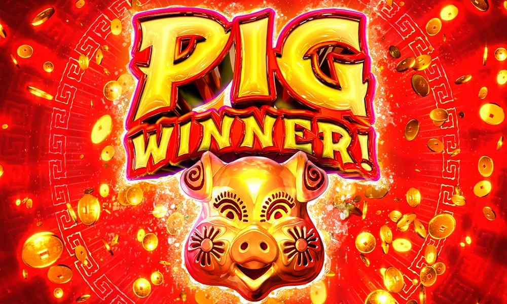 realtime slots pig winner