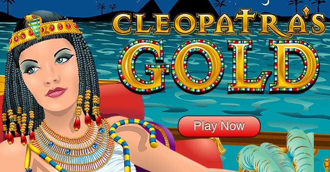 Cleopatra's Gold play now