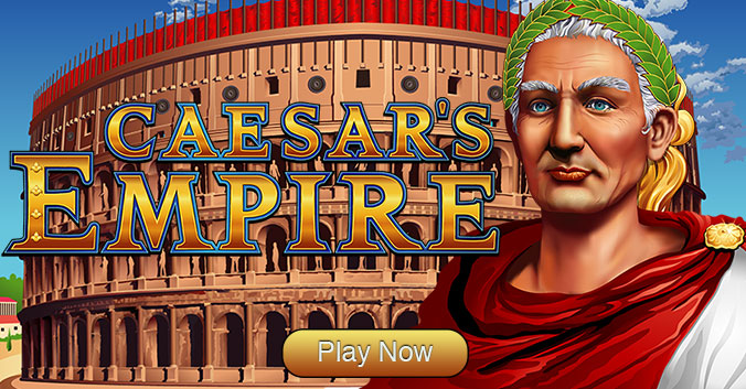 Caesar's Empire win