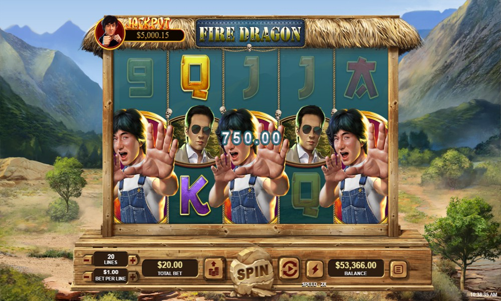 real series video slots review