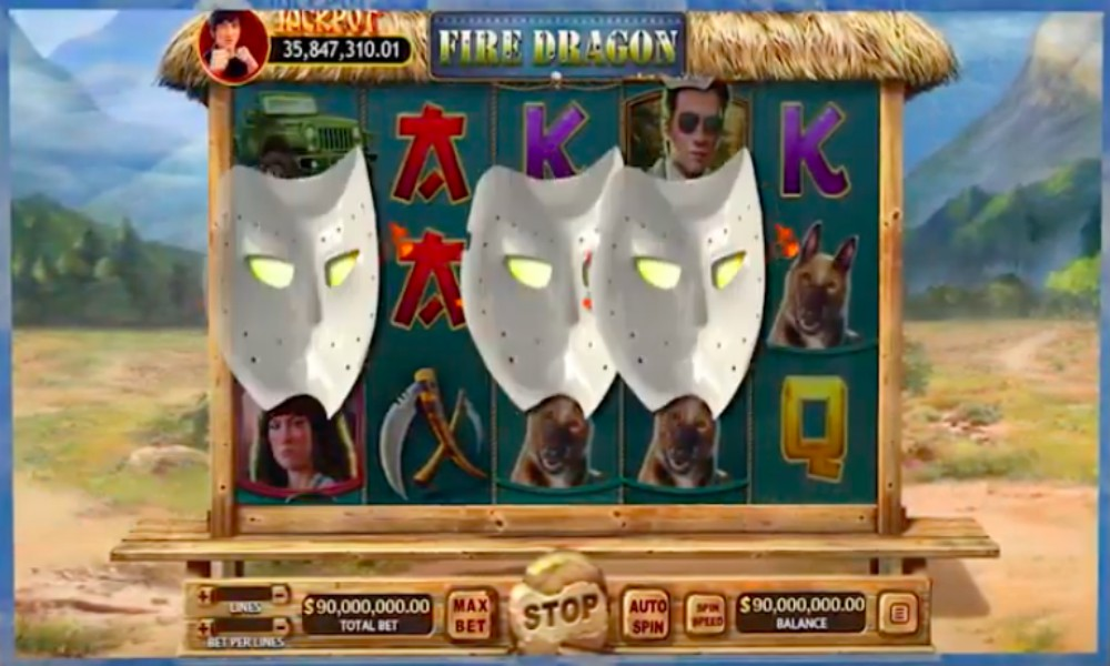 online slots jackie chan fire dragon