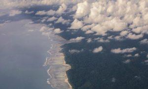 natural island india