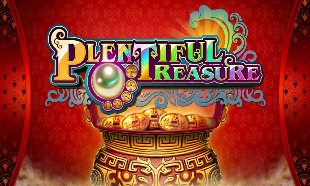 video slot real money video slot rtg slot plentiful treasure