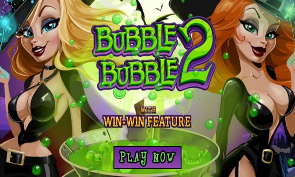 Bubble Bubble 2 play now