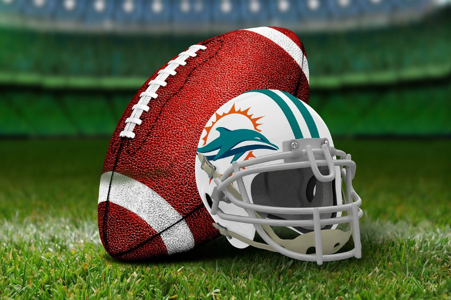 Miami Dolphins will feature Litecoin