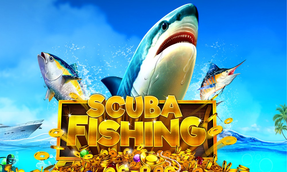 scuba fishing online slot