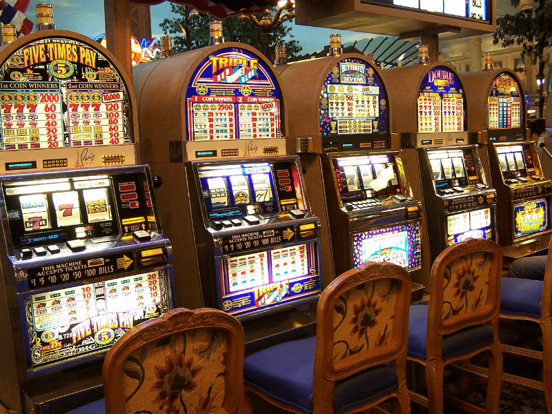 Slots and why we love them