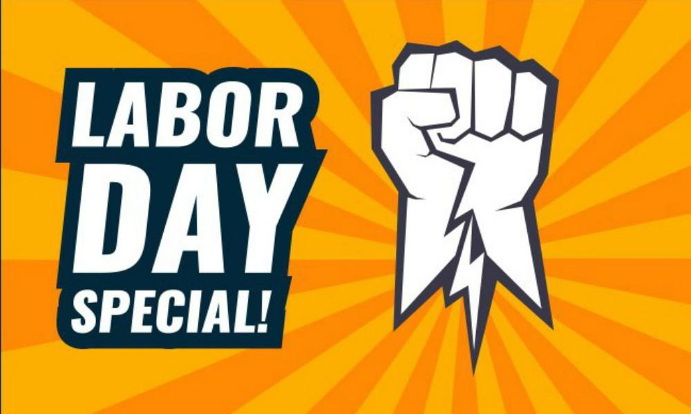 labor day free spins online casino