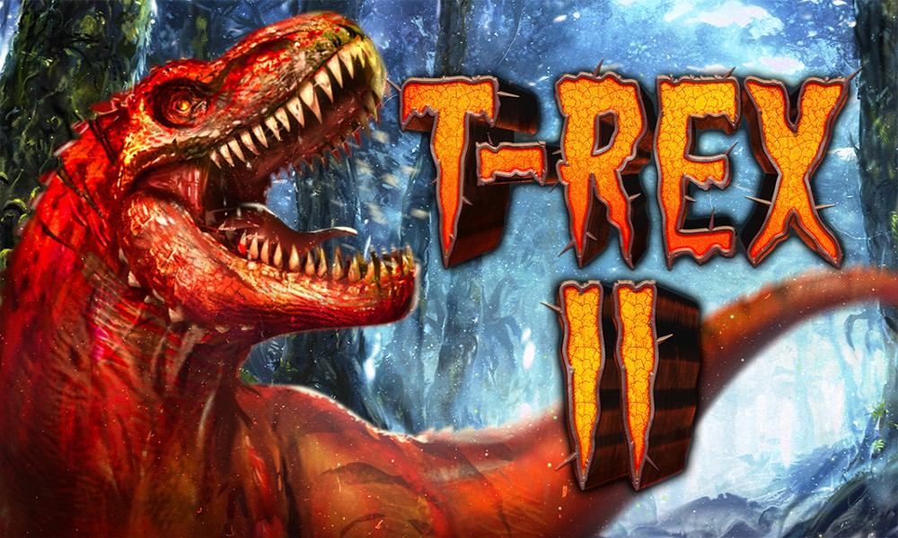 T-Rex II rtg video slot