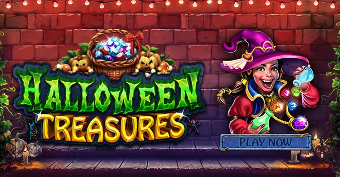 Halloween Treasures play now