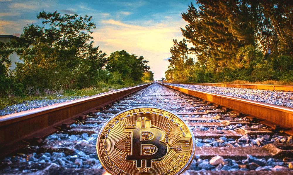 Blockchain race