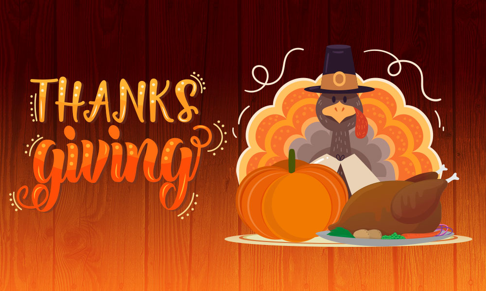 Thanksgiving free spins