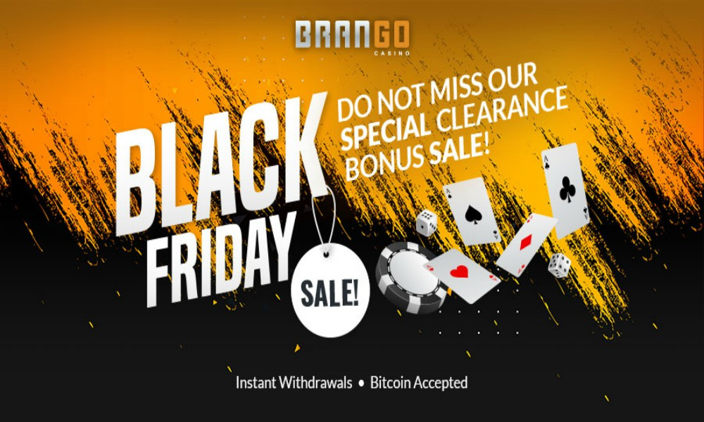 black friday bonuses online casino