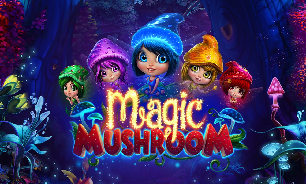 rtg slot magic mushroom