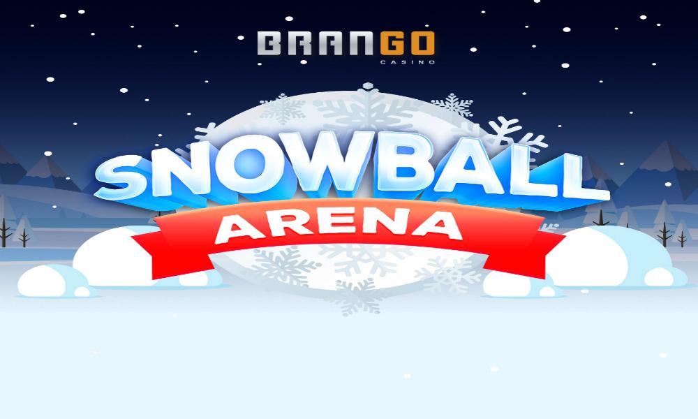 Snowball arena