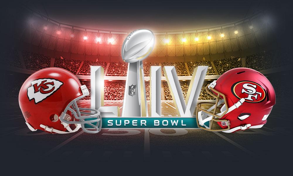 Super Bowl promotion 2020