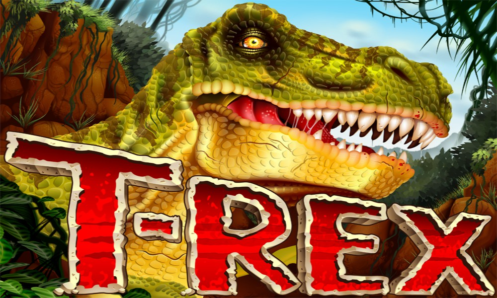 animal themed slots t rex