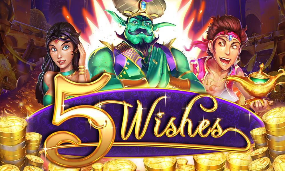 5 wishes rtg slot