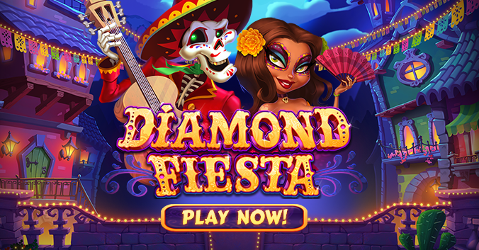 Diamond Fiesta Play Now