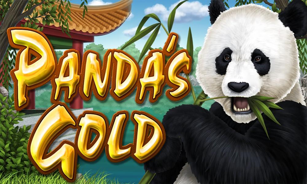 Panda's Gold spins