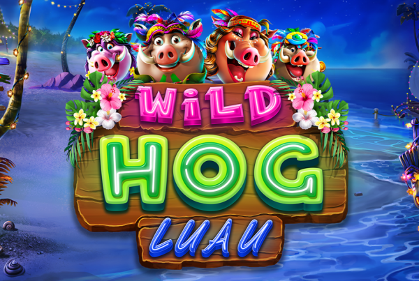 Wild Hog Luau RTG Slot