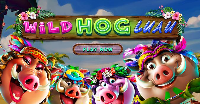 Casino Brango's June Review Wild Hog Luau Play Now