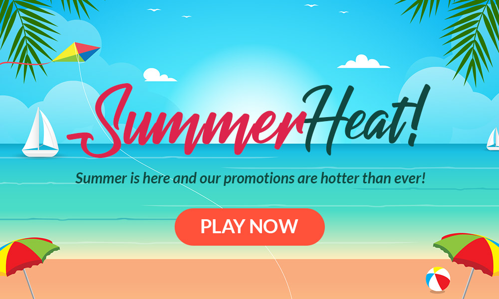 Summer Heat promotion play now
