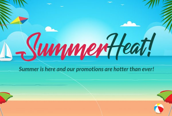 Summer Heat promotion