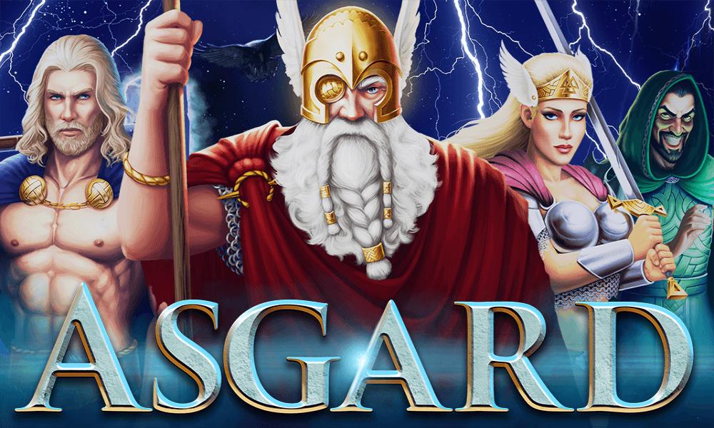Asgard RTG slot