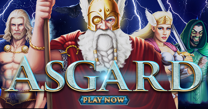 Asgard RTG slot play now