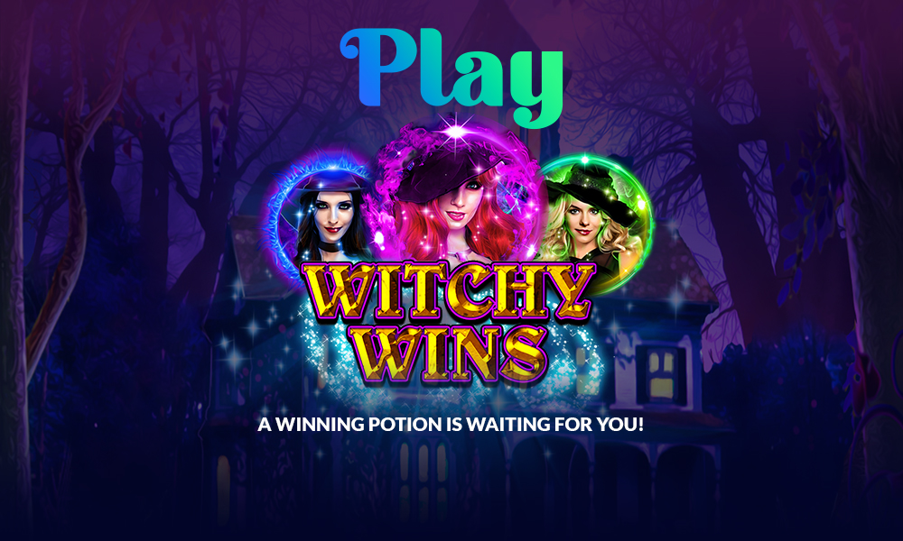 New RTG slot Witchy Wins