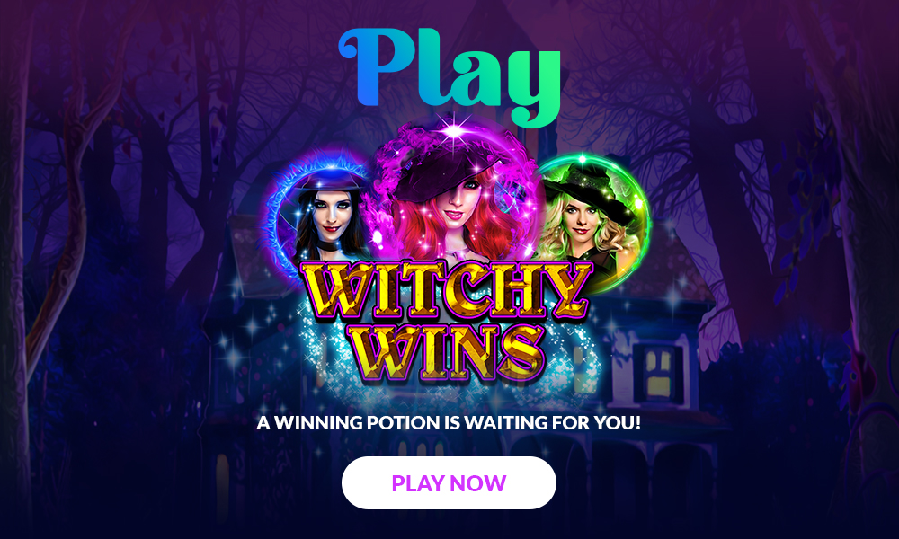 Witchy Wins play now