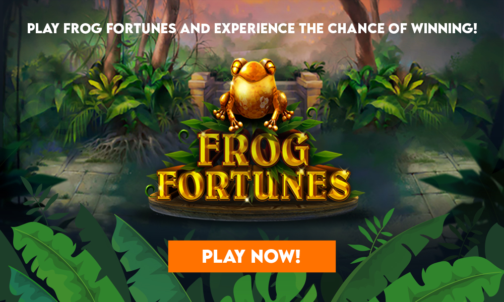 Frog Fortunes Play Now
