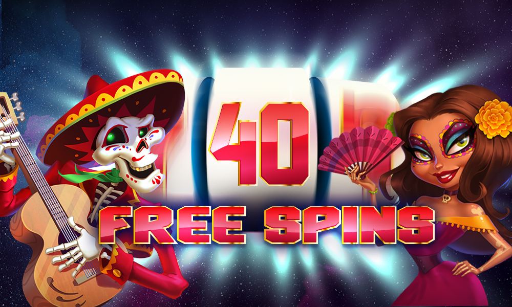 free spins for subscribing
