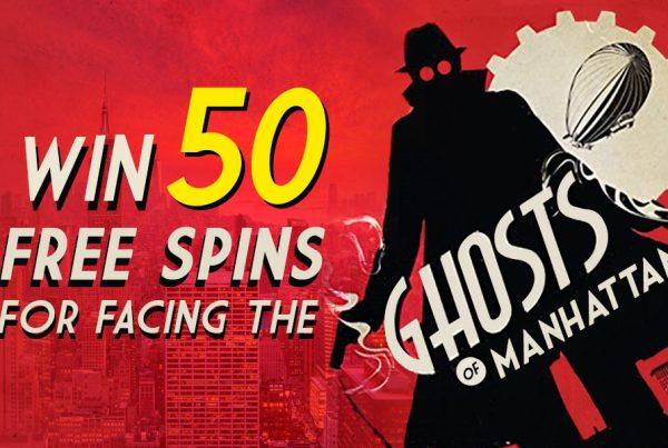 Halloween free spins