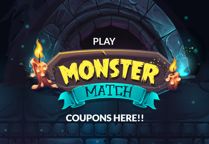 monthly promo monster match