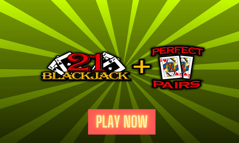 Blackjack Perfect Pairs play now