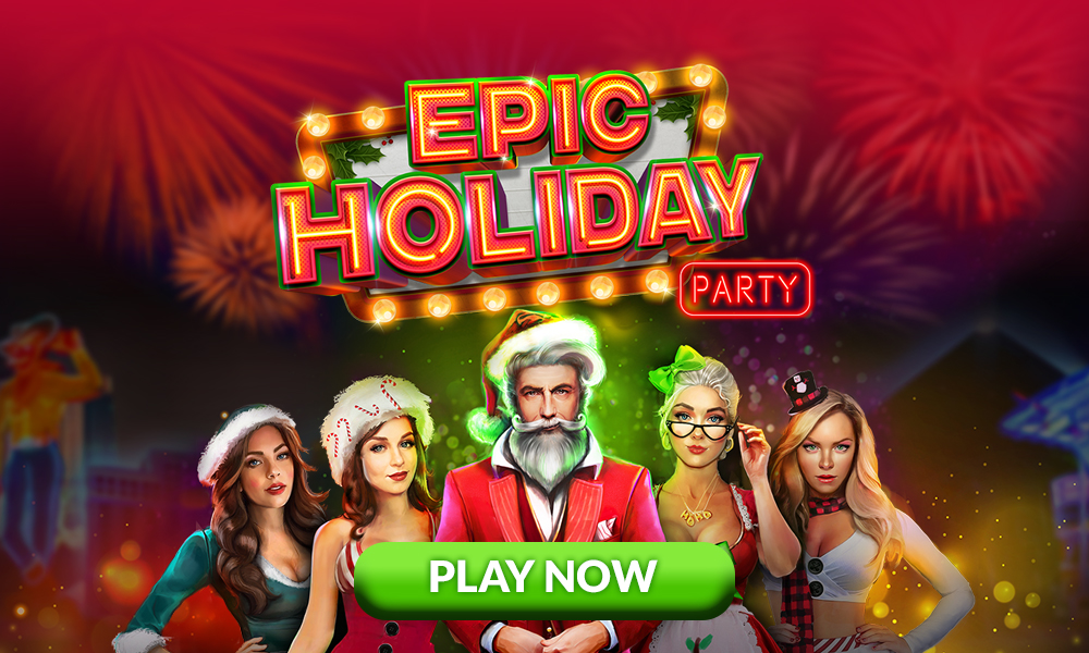 Epic Holiday Party play now