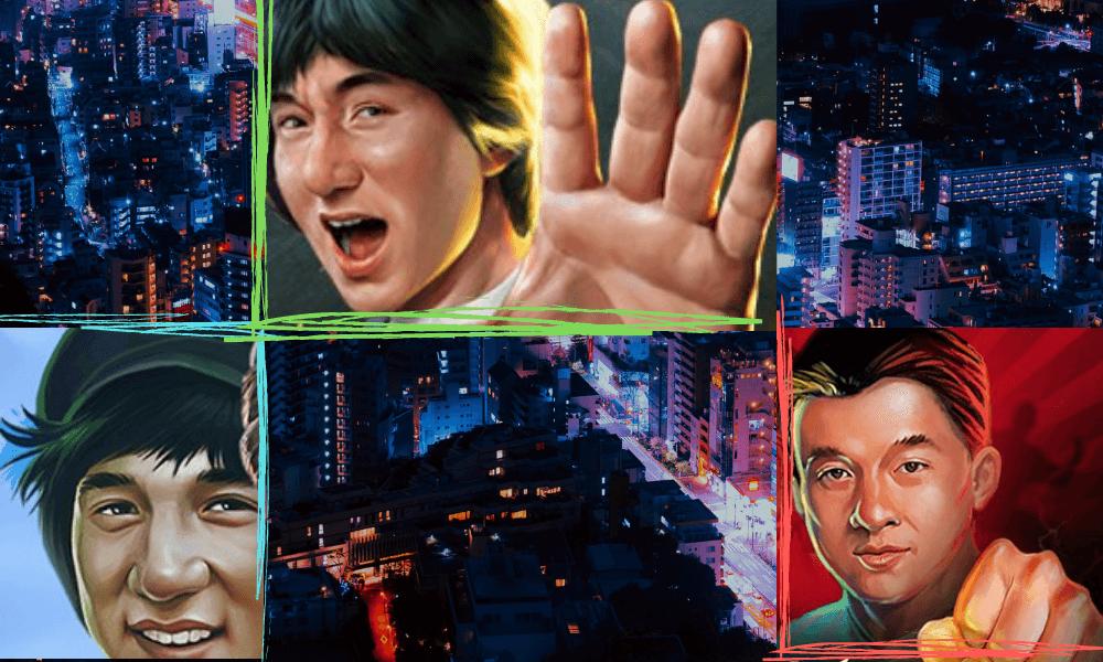 Jackie Chan slots