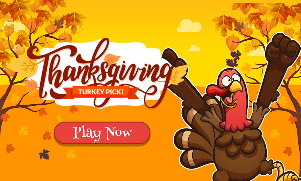 Thanksgiving November promotion play now