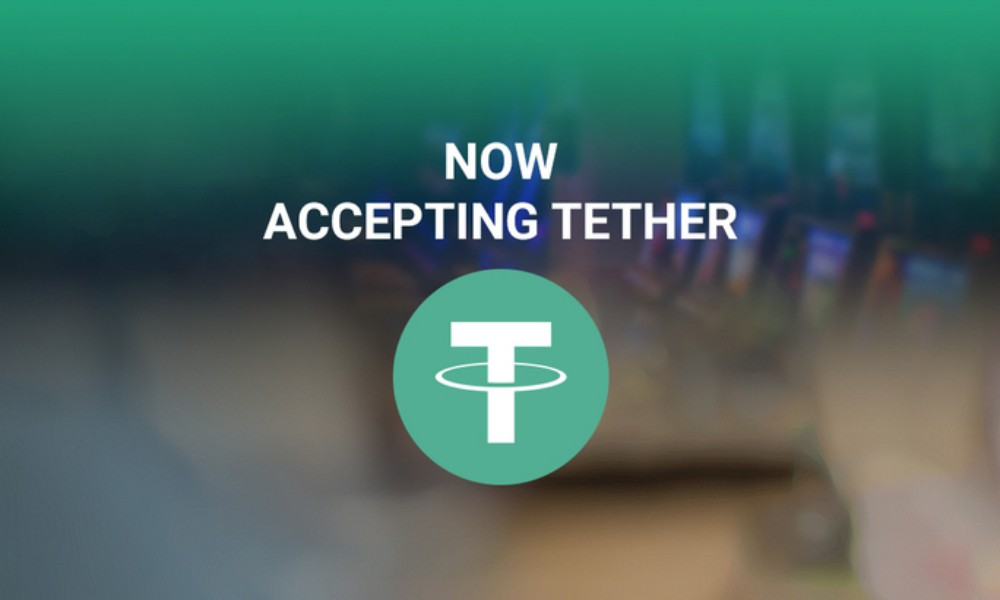 Tether accepted