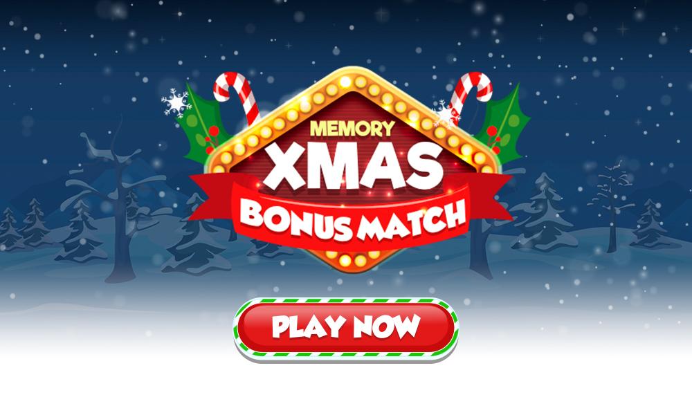 Xmas Bonus Match play now