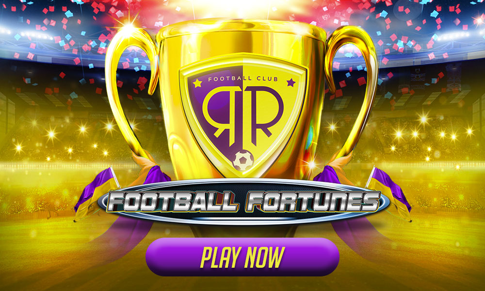 Football Fortunes slot play now