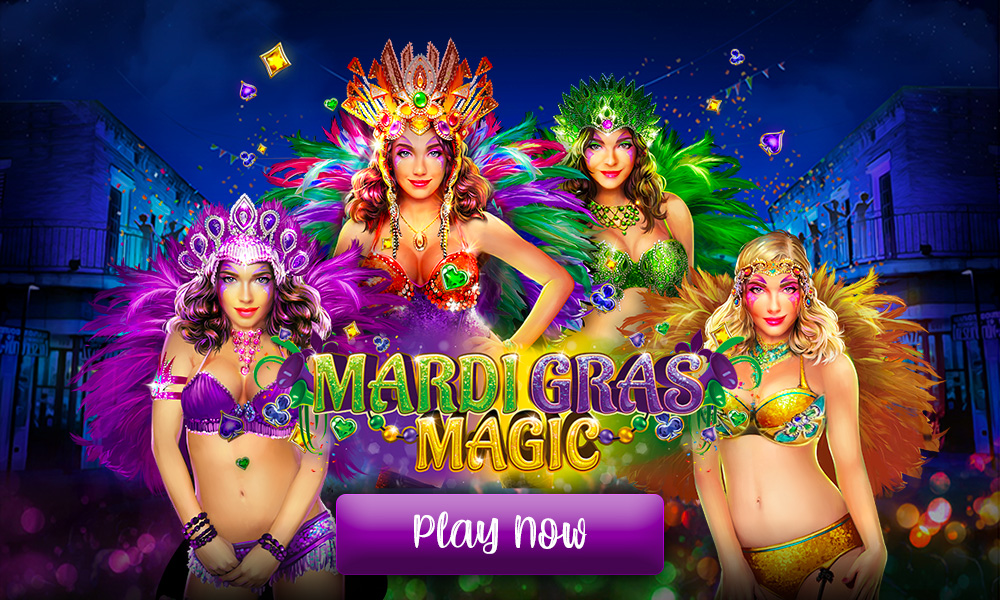 Mardi Gras Magic Slot play now