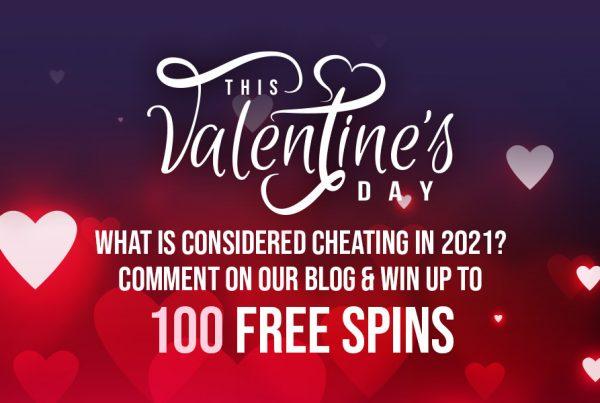 Valentine free spins