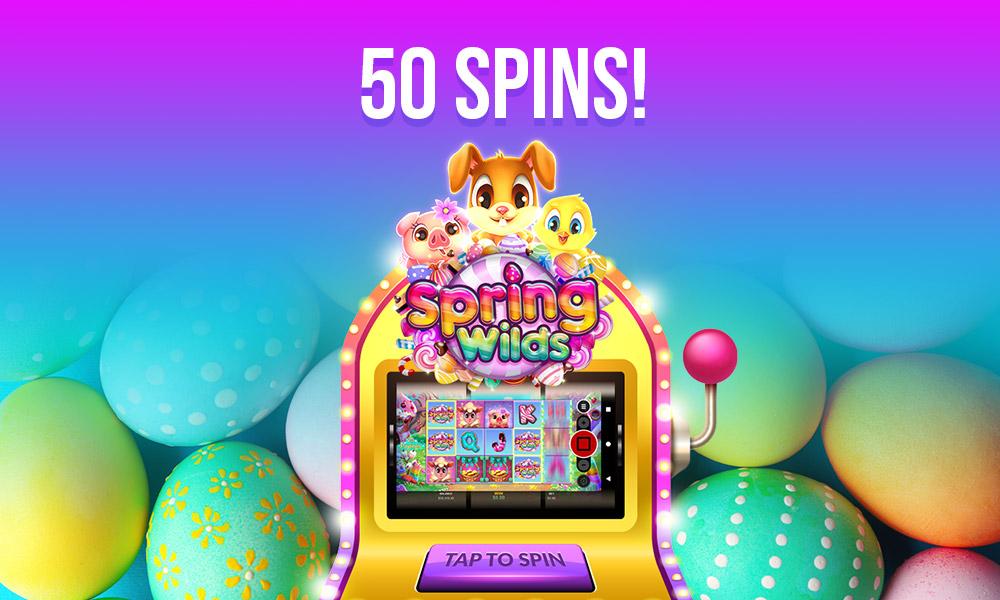 Snatch 50 spins