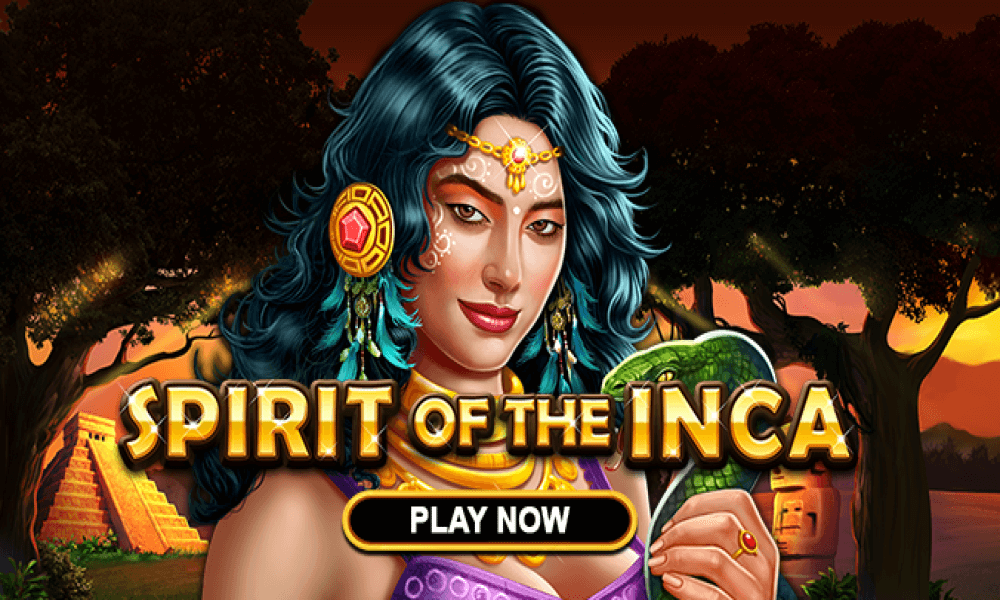 Spirit of the Inca play now