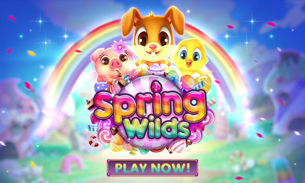 Spring Wilds slot play now