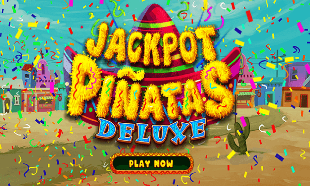 Jackpot Pinatas Deluxe play now
